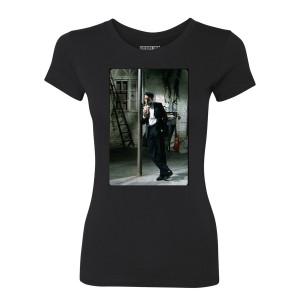 Reservoir Dogs Mr. Blonde Soda Women's Slim Fit T-Shirt