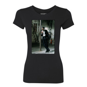 Reservoir Dogs Mr. Blonde Soda Women's Slim Fit T-Shirt