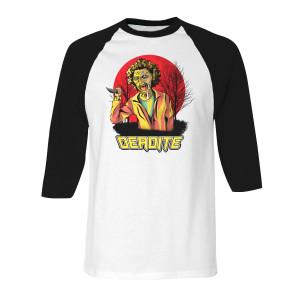 Ash vs Evil Dead Deadites Raglan T-Shirt