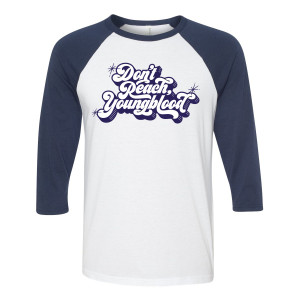 Uncle Drew Don't Reach Raglan T-Shirt