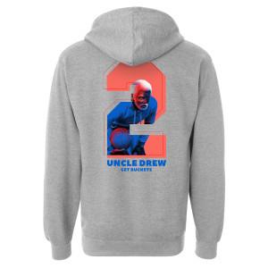 Uncle Drew #2 Icon Zip Up Hoodie
