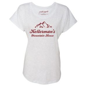 Dirty Dancing Kellerman's Women's Dolman T-Shirt