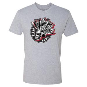 Robin Hood Arrow Headdress T-Shirt