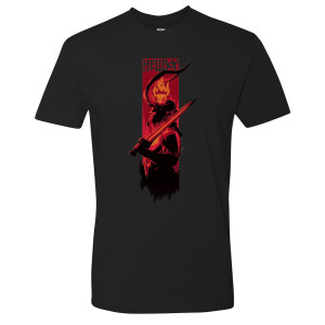 Hellboy Hell Fire T-Shirt