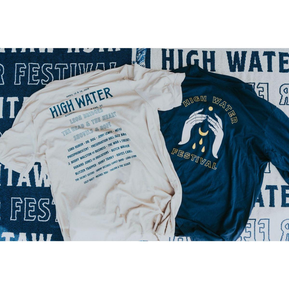 High Water Unisex Long Sleeve Tee