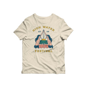 High Water 2020 Limited Edition Pocket Tee