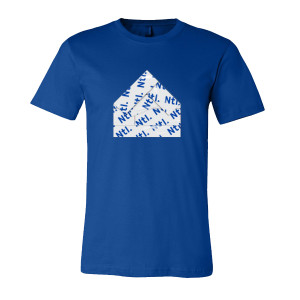 Unisex Event Tee Royal