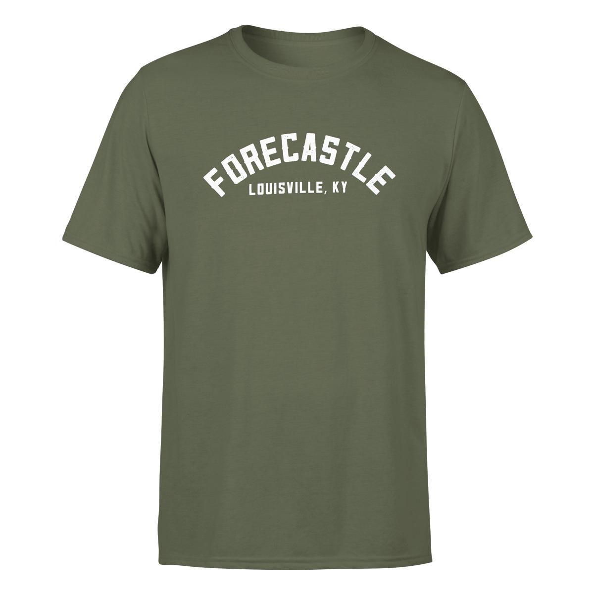 Forecastle Louisville, KY 2016 Tee