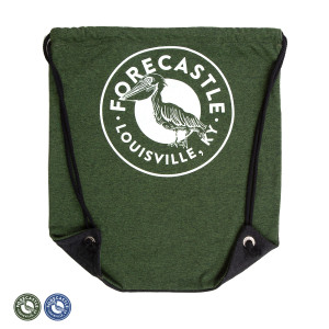 Forecastle Pelican Drawstring Bag