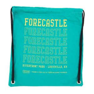 Forecastle 2019 Drawstring Bag - Teal