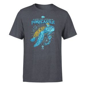 Forecastle Turtle Tee 2016