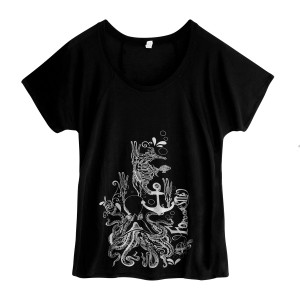 Forecastle Anchor Tee