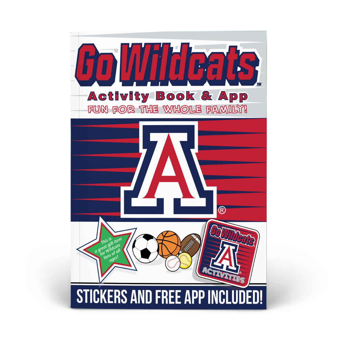 Arizona Wildcats Activity Book