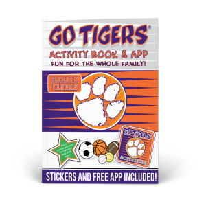 Clemson Tigers Activity Book