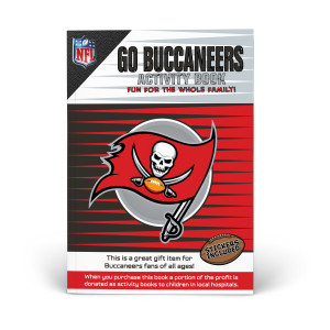 Tampa Bay Buccaneers Activity Book