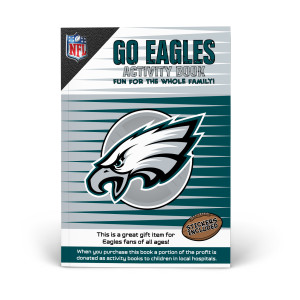 Philadelphia Eagles Activity Book