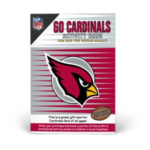 Arizona Cardinals Activity Book