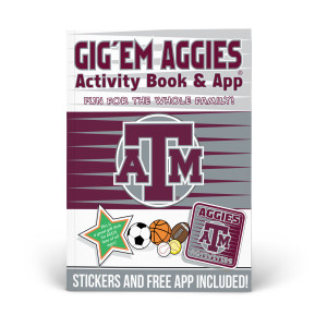 Texas A&M Aggies Activity Book
