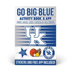 Kentucky Wildcats Activity Book
