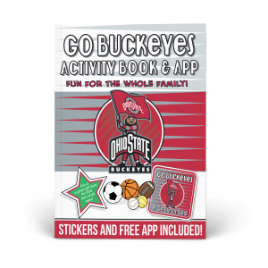 Ohio State Buckeyes Activity Book