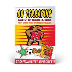 Maryland Terrapins Activity Book