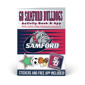 Samford Bulldogs Activity Book