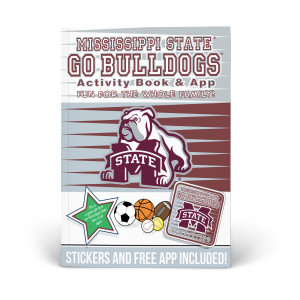 Mississippi State Bulldogs Activity Book