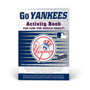 New York Yankees Activity Book