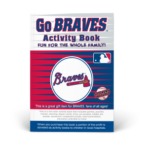 Atlanta Braves Activity Book