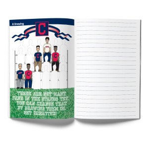 Cleveland Indians Activity Book