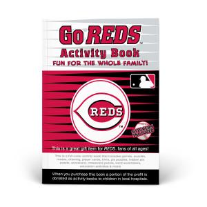 Cincinnati Reds Activity Book