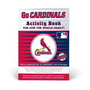 St. Louis Cardinals Activity Book
