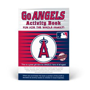 Los Angeles Angels Activity Book