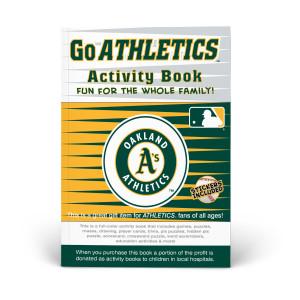 Oakland Athletics Activity Book