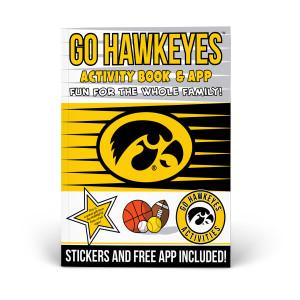 Iowa Hawkeyes Activity Book