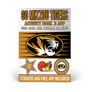 Missouri Tigers Activity Book