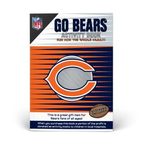 Chicago Bears Activity Book