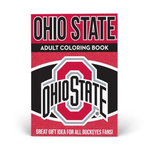 Buckeyes Adult Coloring Book
