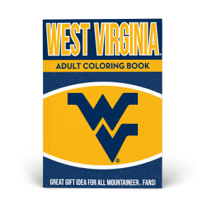 Mountaineers Adult Coloring Book