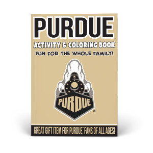 Purdue Boilermakers Activity Book