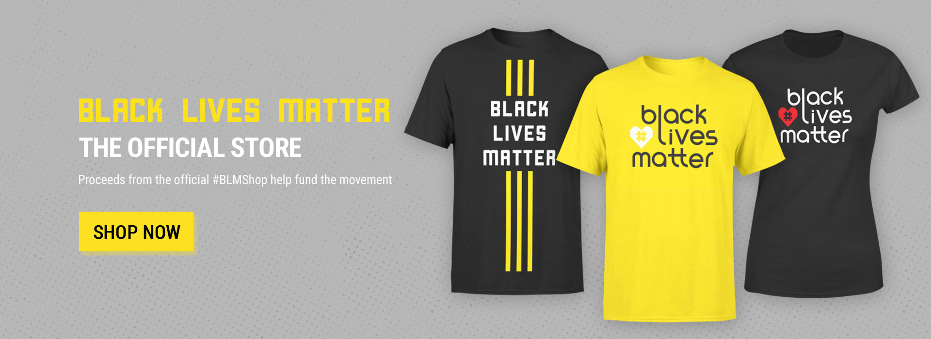 Shop Black Lives Matter