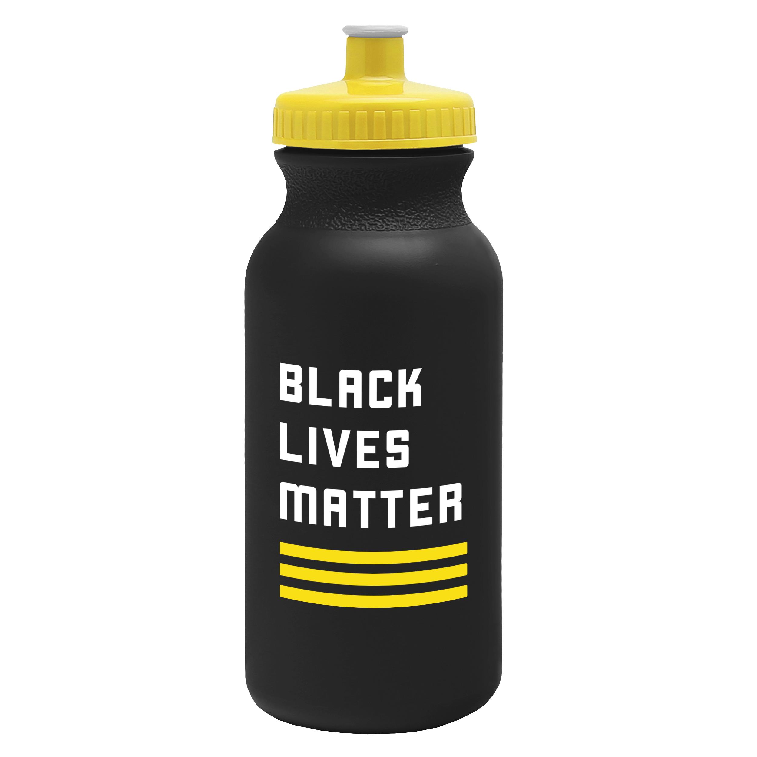 BLM Logo Water Bottle
