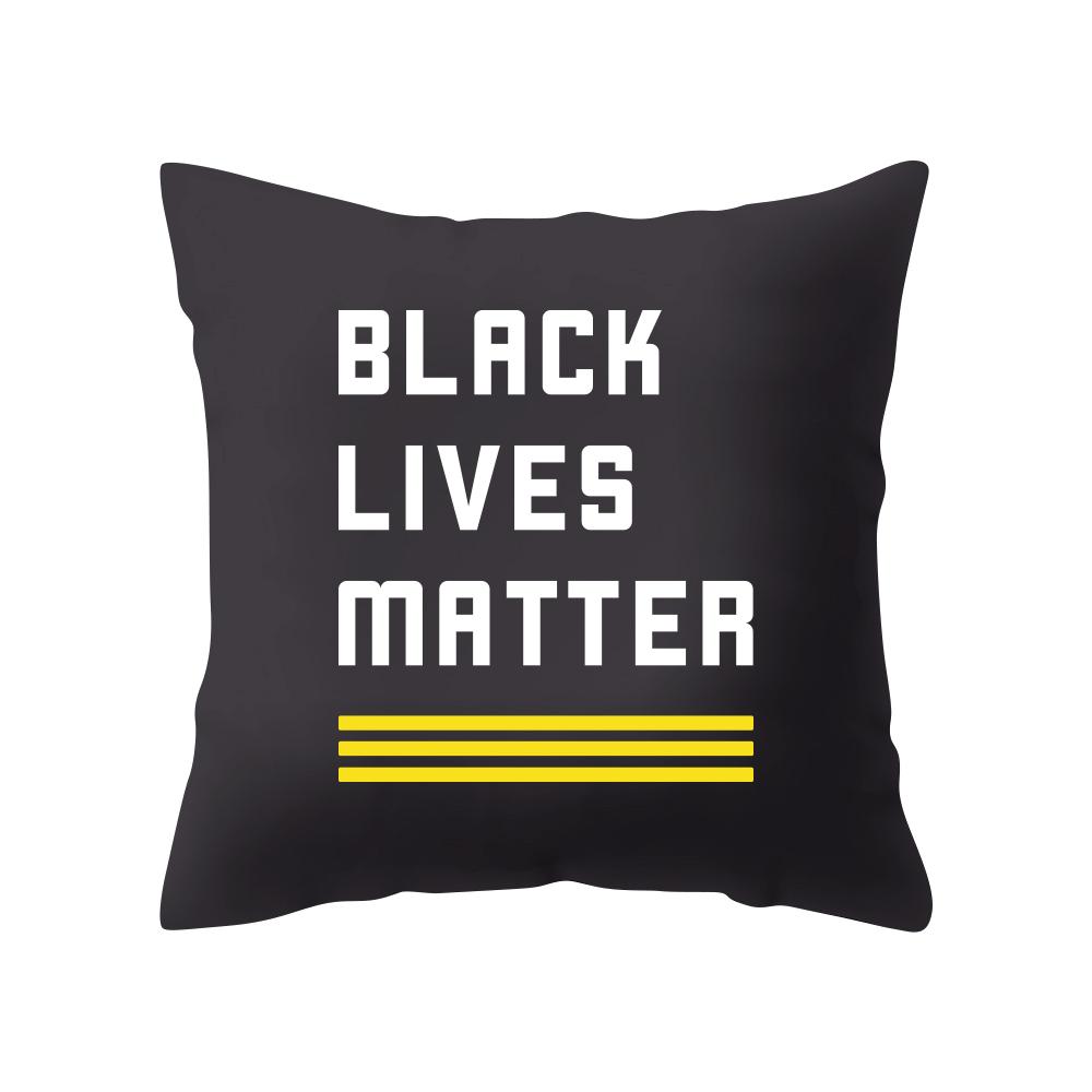 BLM Logo Pillow