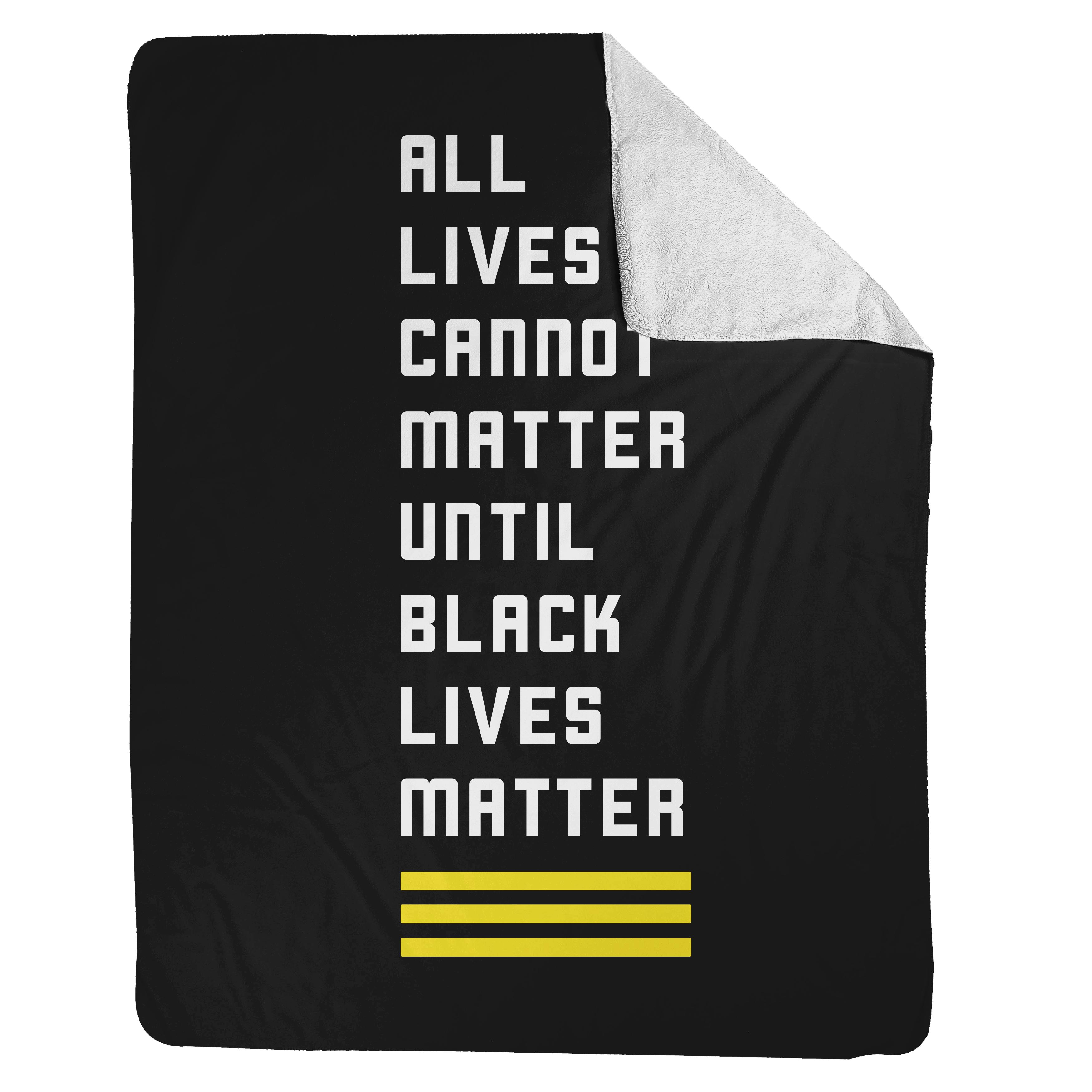 ALL Black Lives Matter Blanket