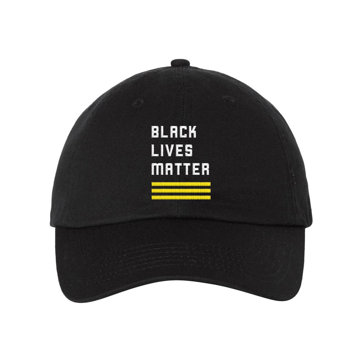BLM Logo Dad Hat