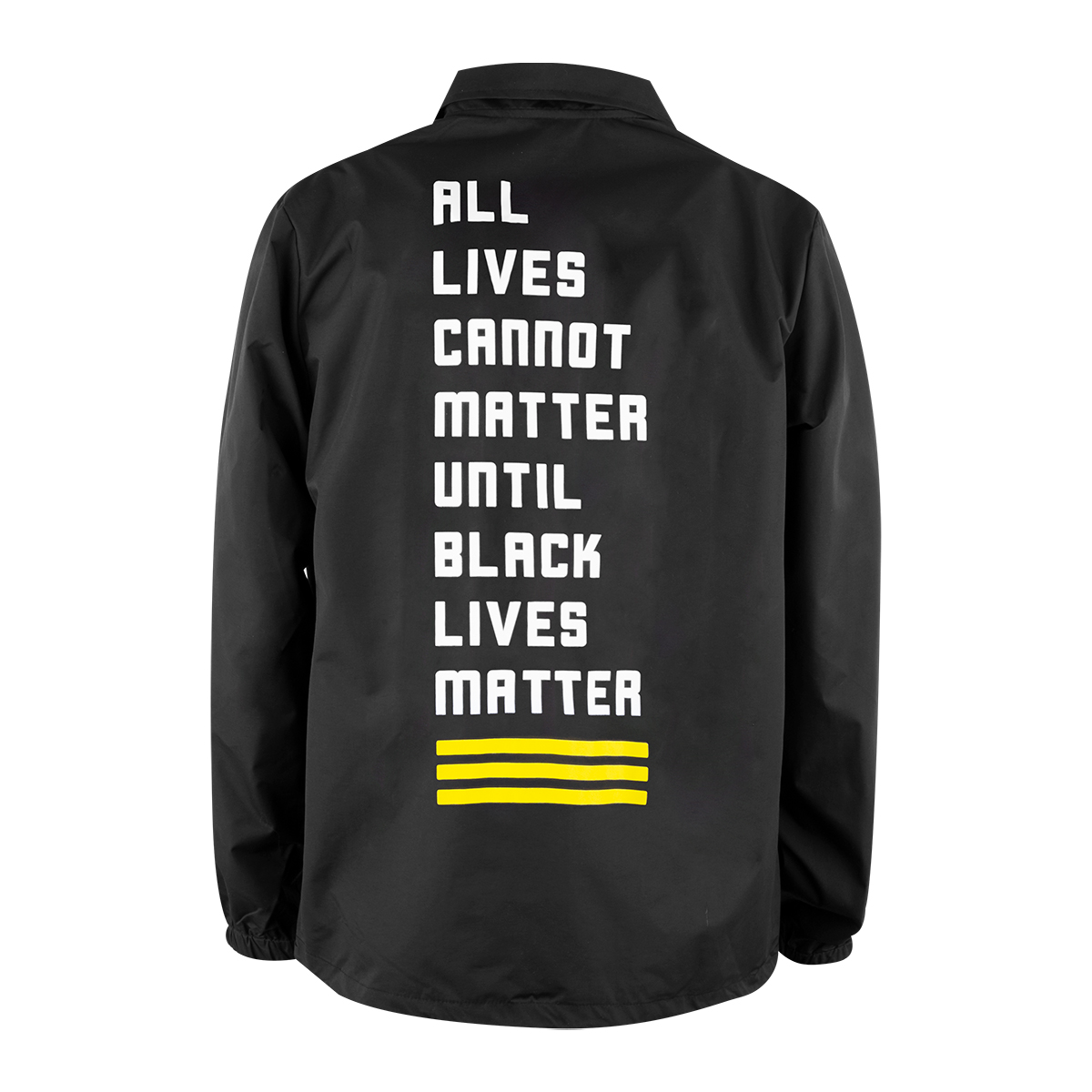 ALL Black Lives Matter Coaches Jacket