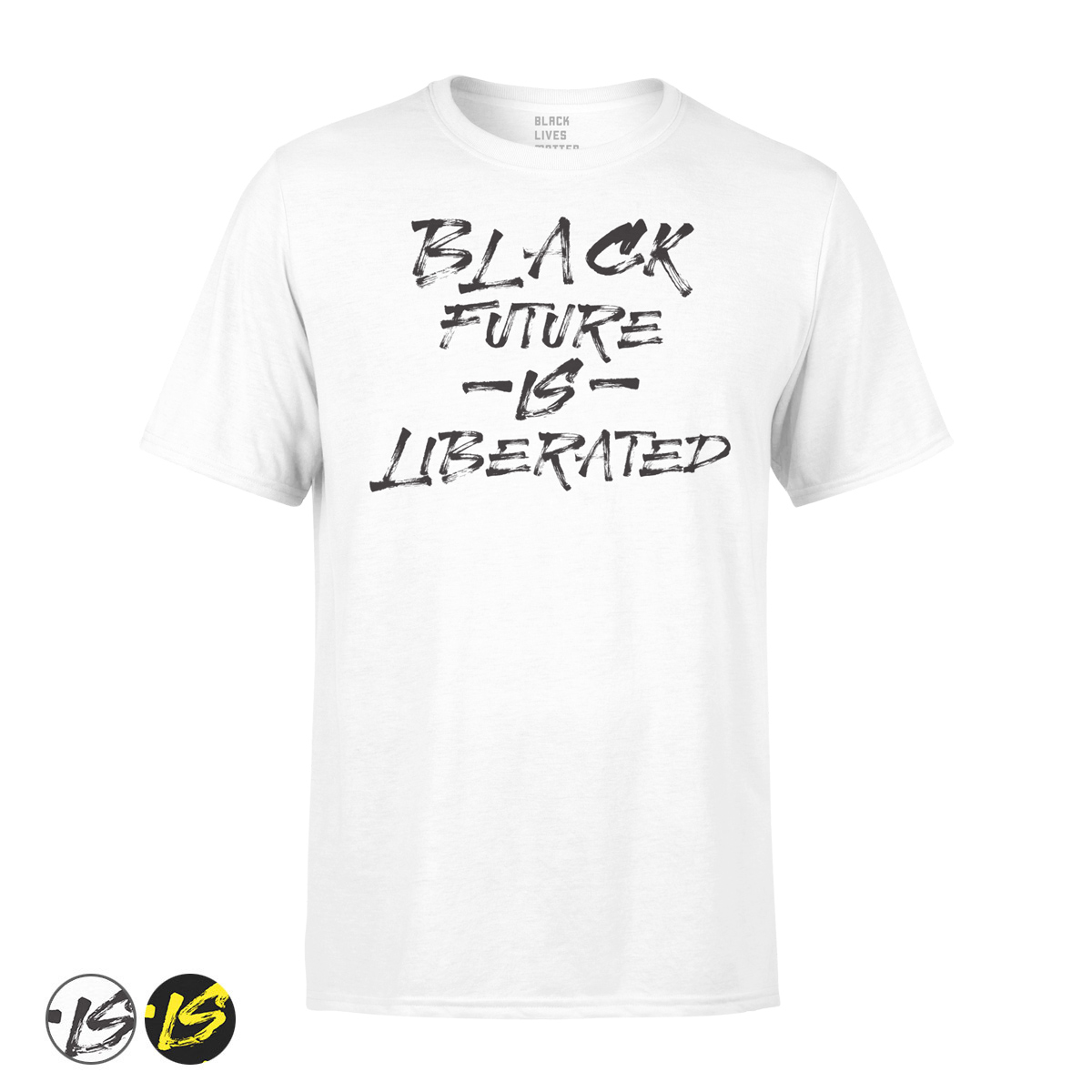 """BLM Black Future is Liberated"" T-shirt"