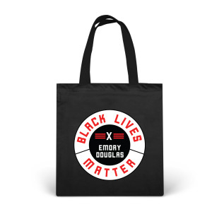 Official Emory Douglas 5th Anniversary Tote