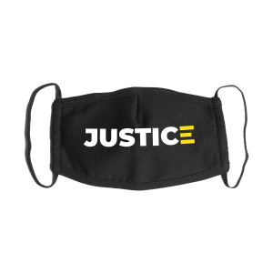 Justice Face Mask