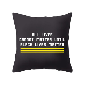 ALL Black Lives Matter Pillow